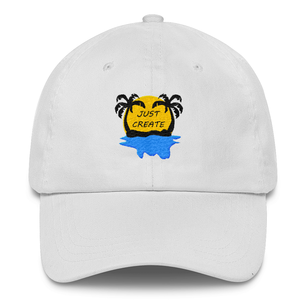Just Create Dad Hat