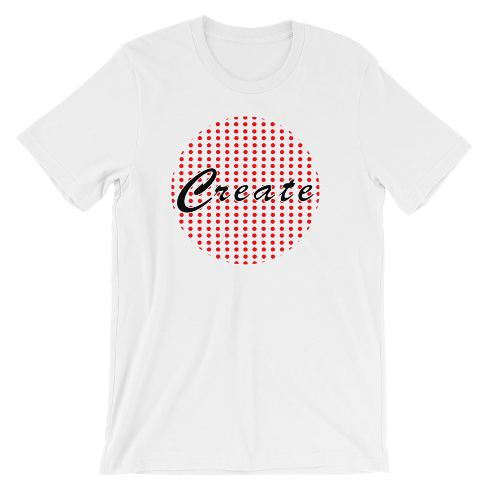 Red Dot T-shirt (Unisex)