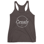 Create Logo Women's Athletic Tank