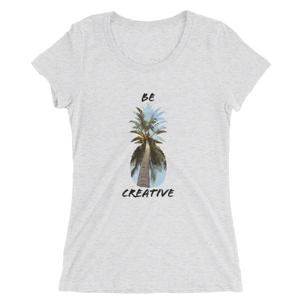 Women's Be Creative Tee