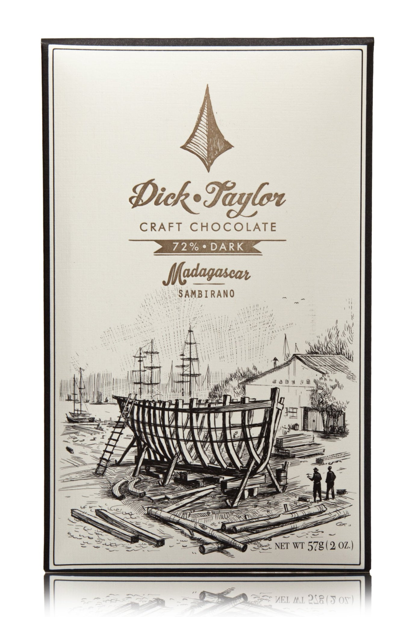 Dick Taylor 72% Dark Madagascar