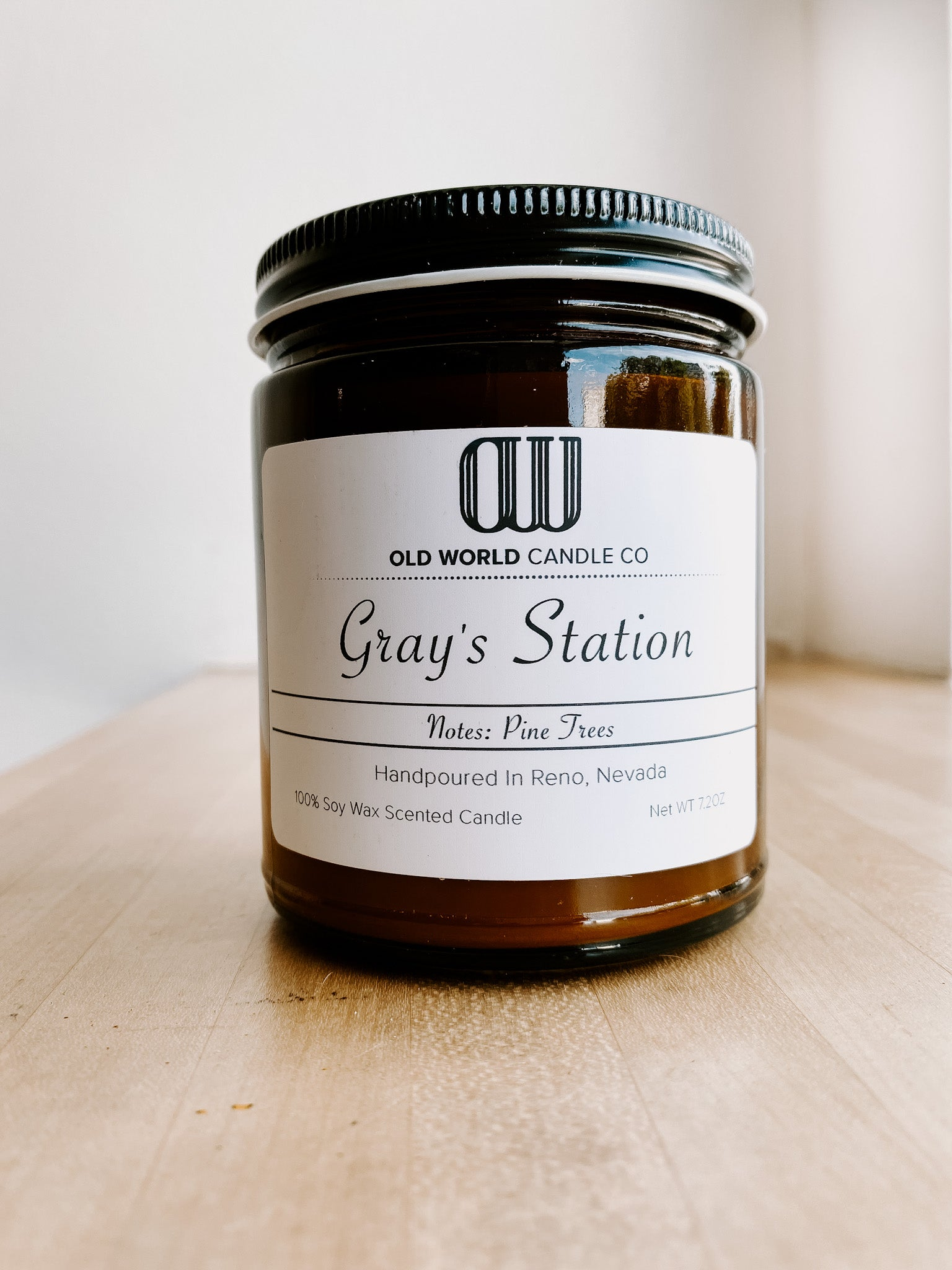 Gray's Station