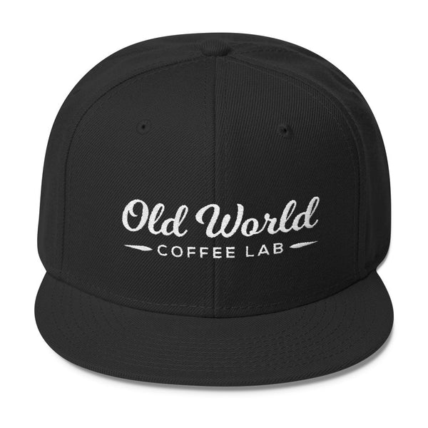 OW Coffee Lab Snapback