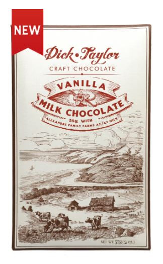 Vanilla Milk Chocolate