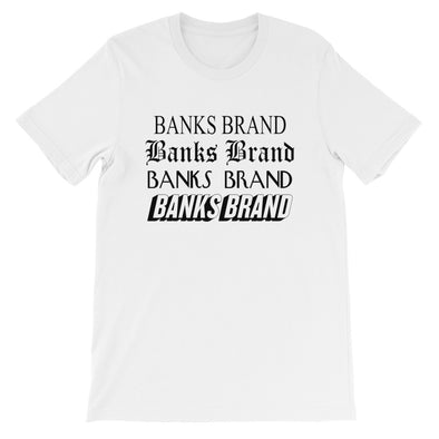 BanksBrand Multi Short-Sleeve T-Shirt