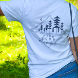 Find Your Adventure Eco Unisex T-Shirt