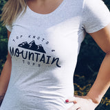 Mountain Tops Ladies' Short Sleeve T-shirt