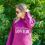 Adventure Lover Sweatshirt