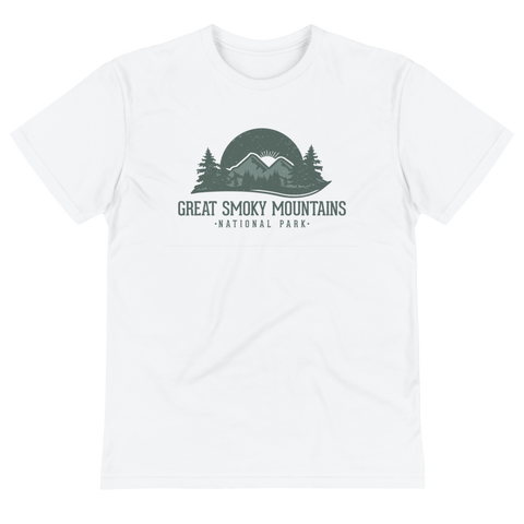 Great Smoky Mountains Unisex Eco T-Shirt