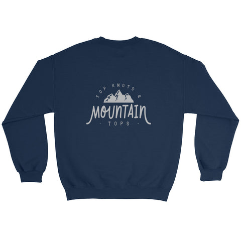 Mountain Tops  Unisex Sweatshirt