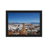 Bryce Canyon National Park Framed Matte Paper Poster
