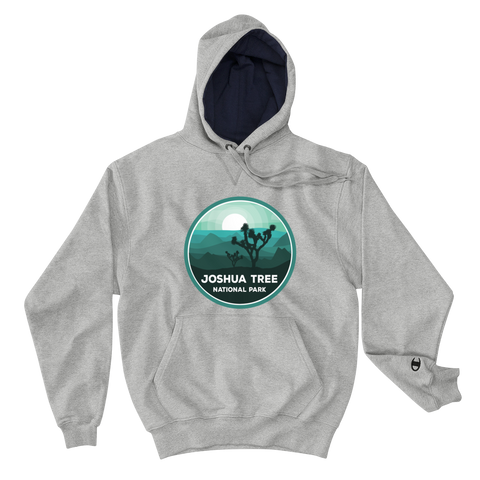 Joshua Tree National Park Unisex Champion Hoodie