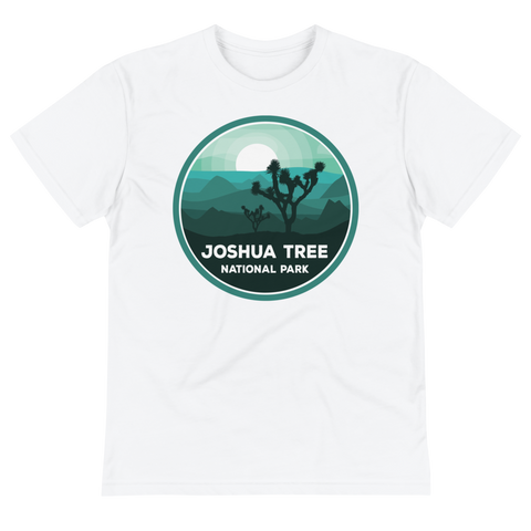 Joshua Tree Unisex Eco T-Shirt