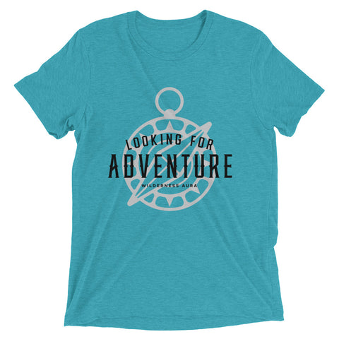 Looking For Adventure Short Sleeve T-shirt