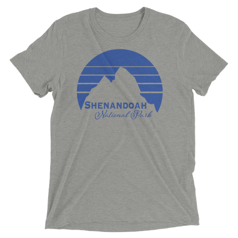 Shenandoah National Park Short Sleeve Unisex T-shirt