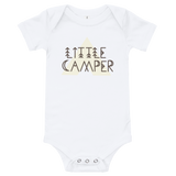 Little Camper Baby Onesie