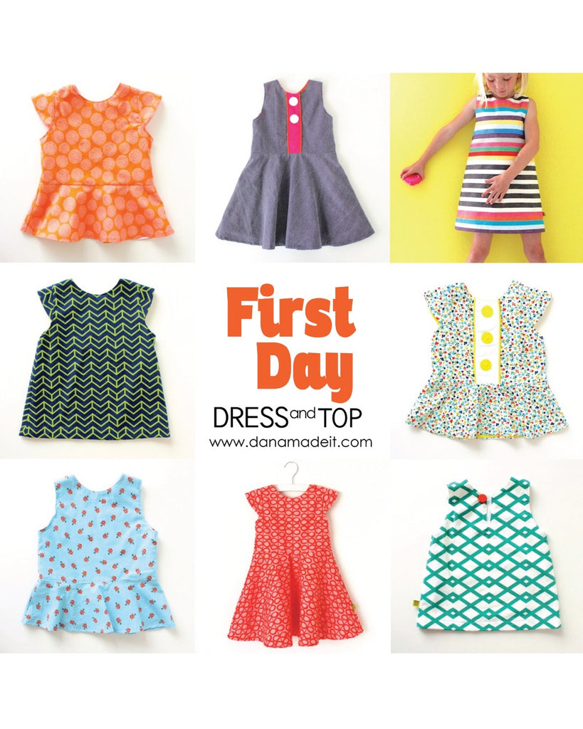 Dress Patterns For Beginners New Inspiration