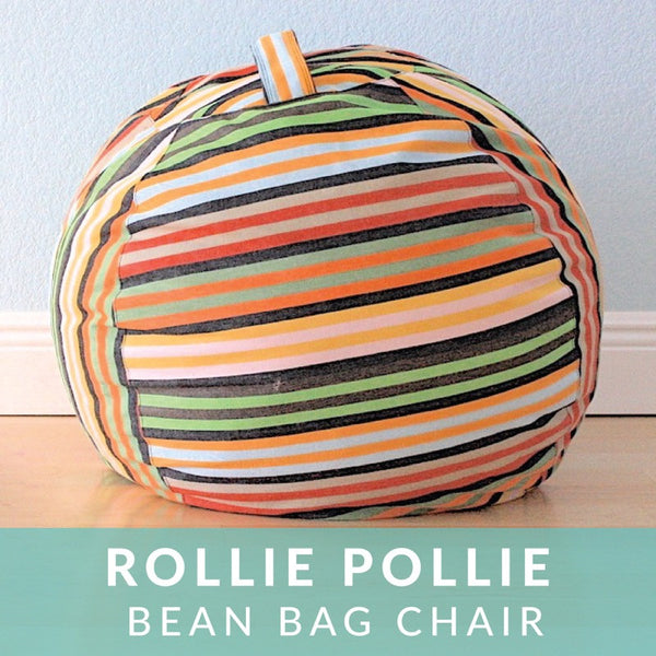 Rollie Pollie, bean bag chair