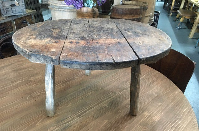 Vintage Small Coffee Table #B121