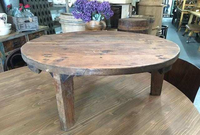 Vintage Small Coffee Table #B122