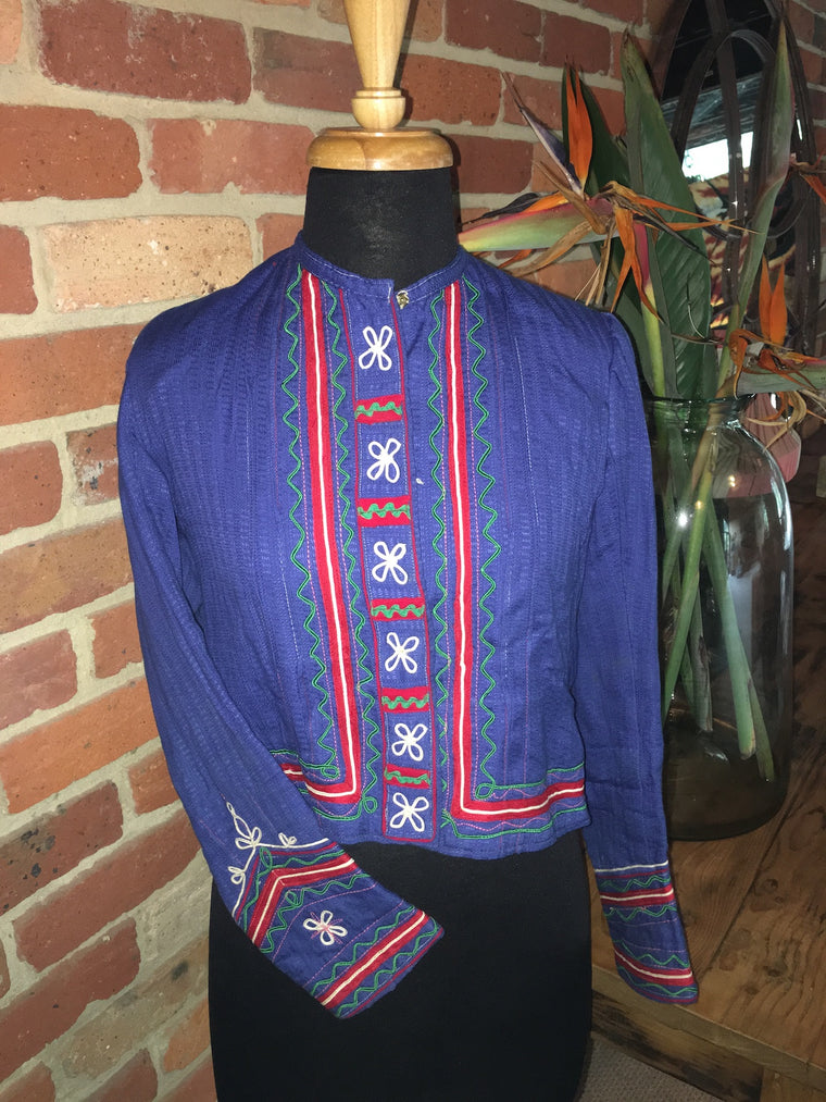 Copy of Hungarian Folk Jacket #C014