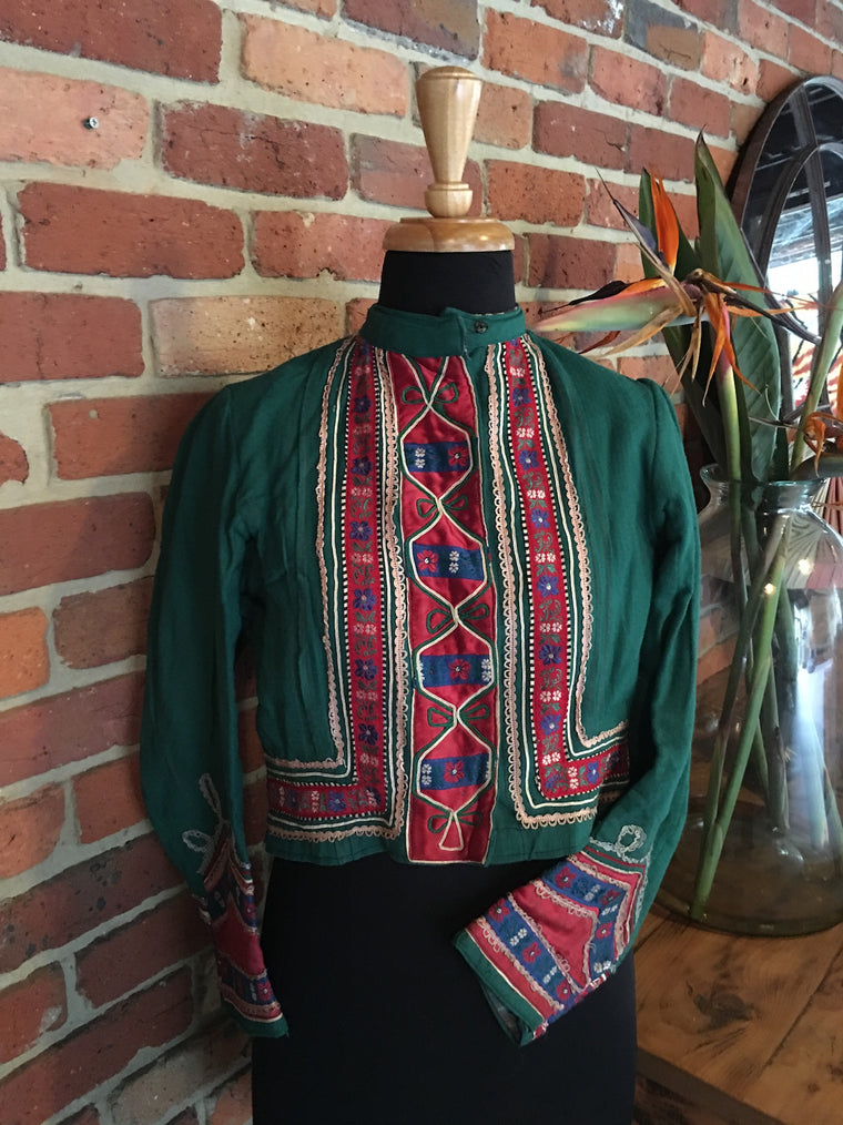 Hungarian Folk Jacket #C013