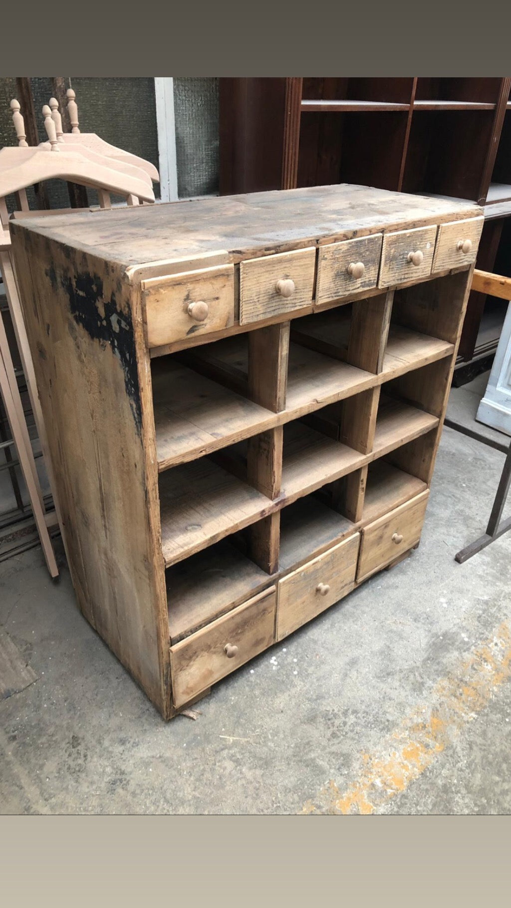 Vintage French cabinet #2568