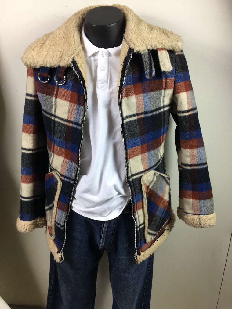 Mens Lumber Jacket #C007