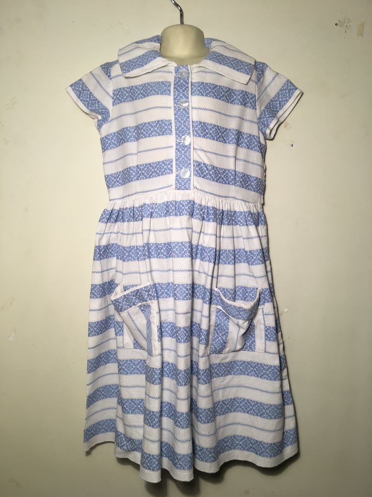 Kids 50s Vintage Dress #C008 FREE AUS POSTAGE