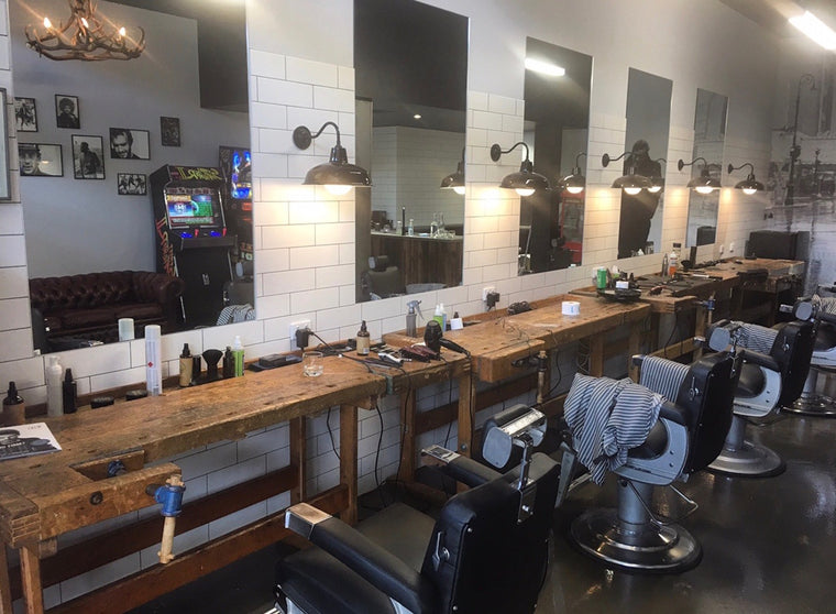 # Gallery 21 @fleet st barbershop