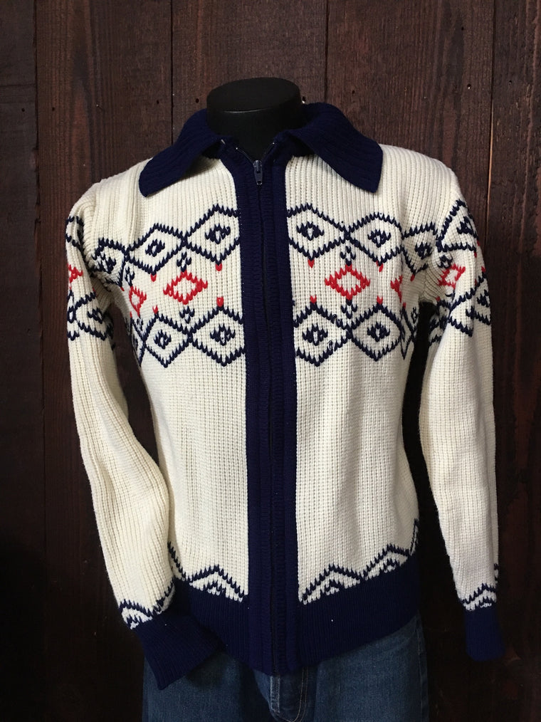 Mens Knitted Jacket #C020