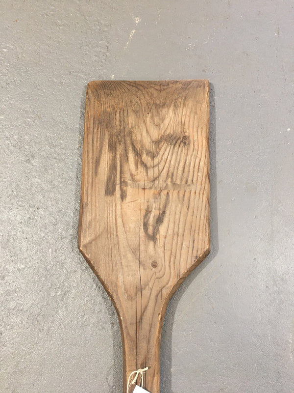 Vintage  European Wooden Bread/Pizza Paddle #3002 (9)