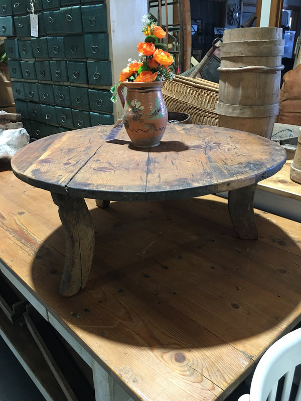 Vintage Small Coffee Table #3068