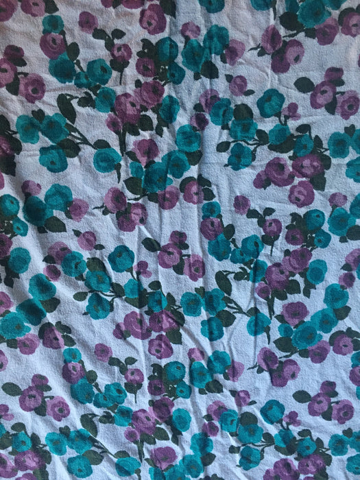 Vintage Terry Towelling Curtain   #C125