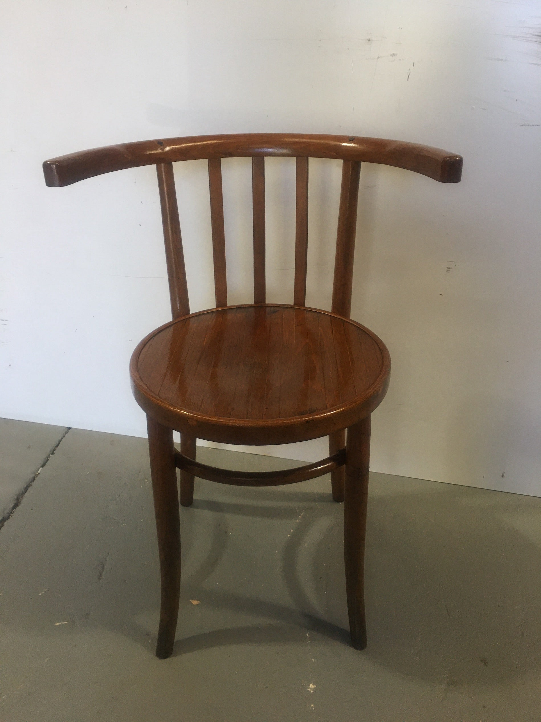 Vintage Czech Thonet Chair  # 3102 (4)