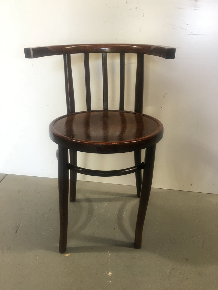 Vintage Czech Thonet Chair  # 3102 (9)