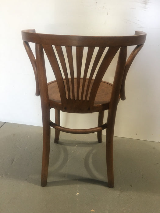 Vintage Czech Thonet Chair  # 3102 (11)