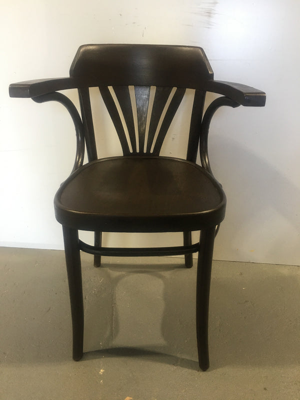 Vintage Czech Thonet Chair  # 3102 (13)