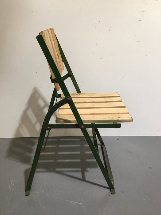Vintage Foldable Garden Chair  # 3107 (2)