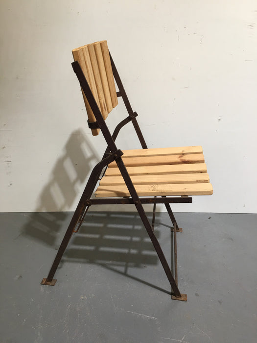 Vintage Foldable Garden Chair  # 3107 (4)