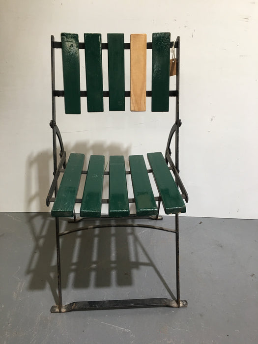 Vintage Foldable Garden Chair  # 3107 (5)