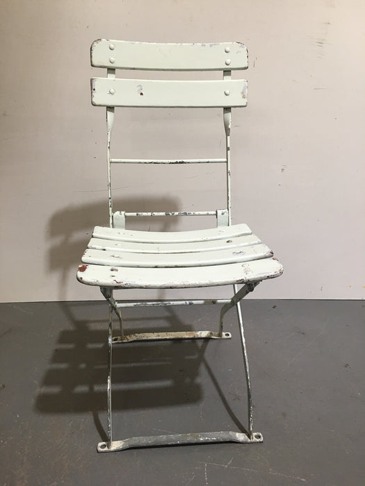 Vintage Foldable Garden Chair  # 3109