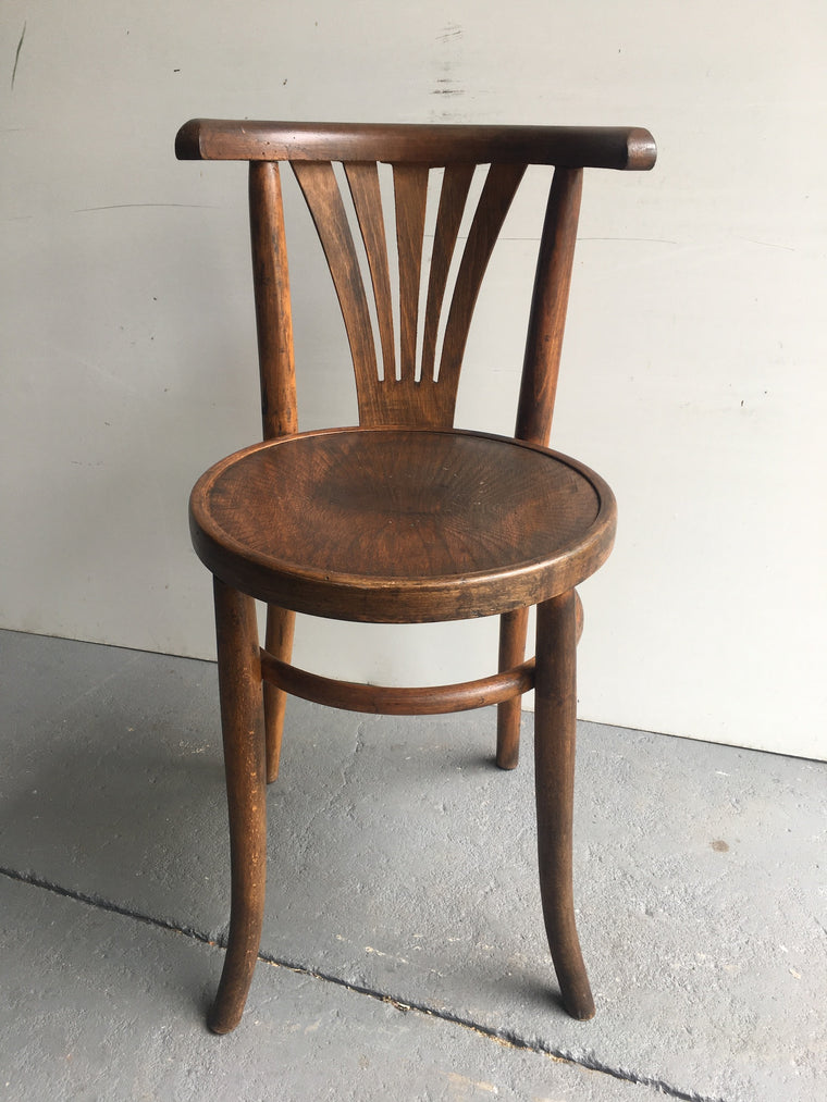 Vintage Czech Thonet Chair  # 3115 (7)