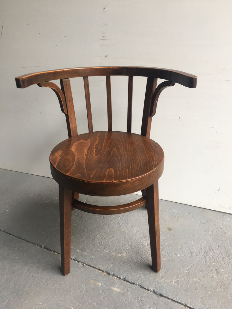 Vintage Czech Thonet Chair  # 3115 (10)