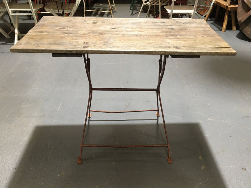 Vintage Foldable Garden  TABLE ONLY  #3126 (2)