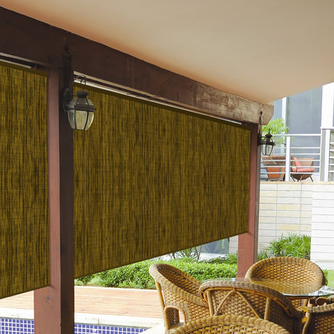 Cross Land Cordless Crank Sun Shade
