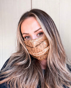 Face Mask-Bling it!