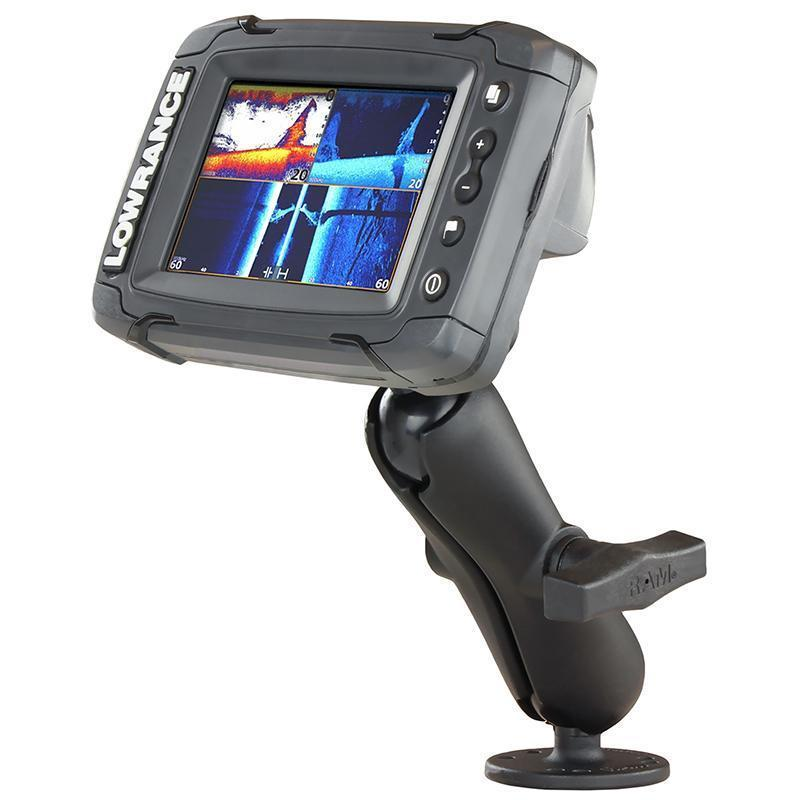 Finding the Perfect Fishfinder Mount-Modest Mounts