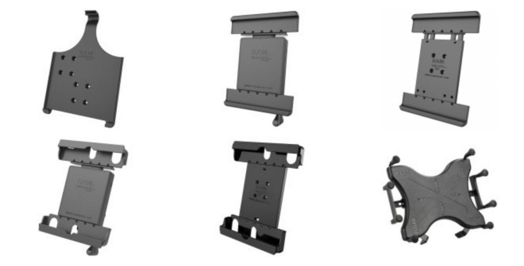 Apple iPad Air 3 and iPad mini 5: Compatible RAM® Mounts-Modest Mounts
