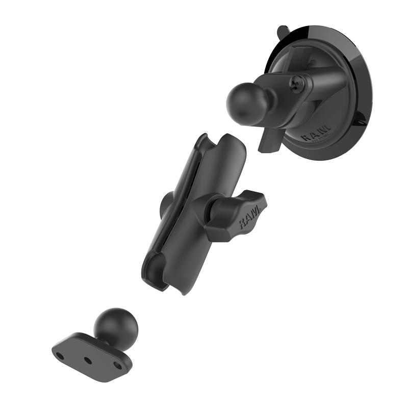 RAM® Mounts: Interchangeable Components